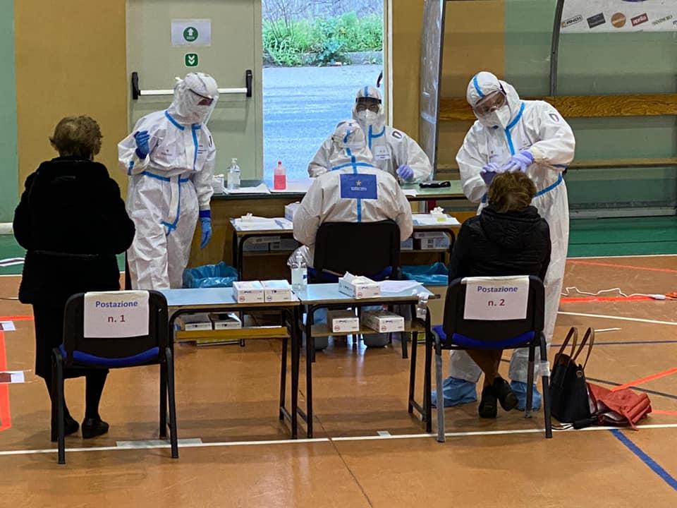 Covid. Escalation di contagi nel Nuorese, nel Marghine e in Planargia. Gavoi in lockdown