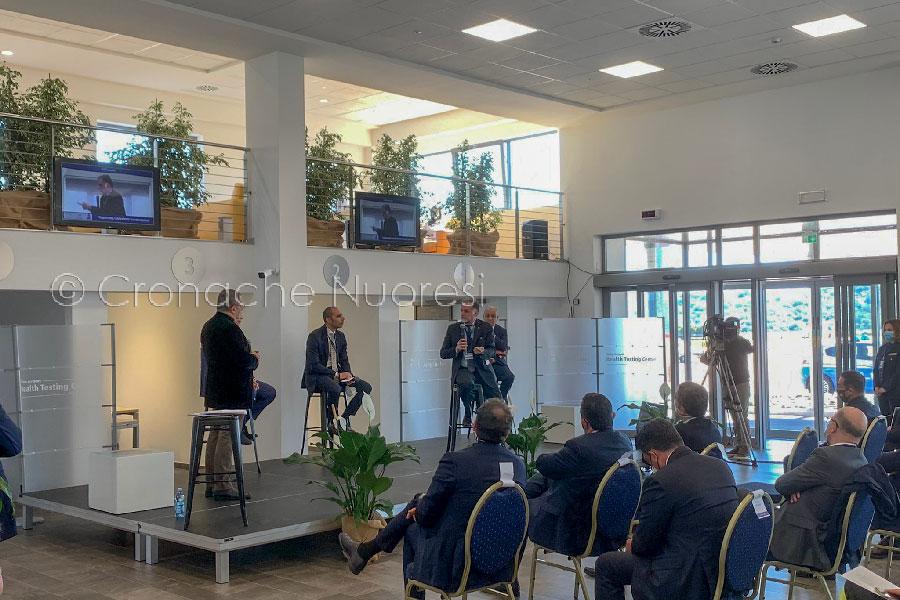 Olbia. Inaugurato il primo hub aeroportuale in Italia modello per tutta Europa