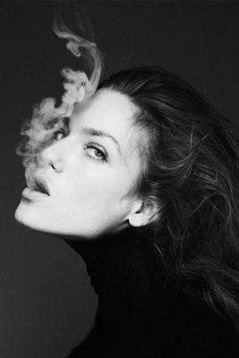 Un ritratto di LIisa Luise Fratani