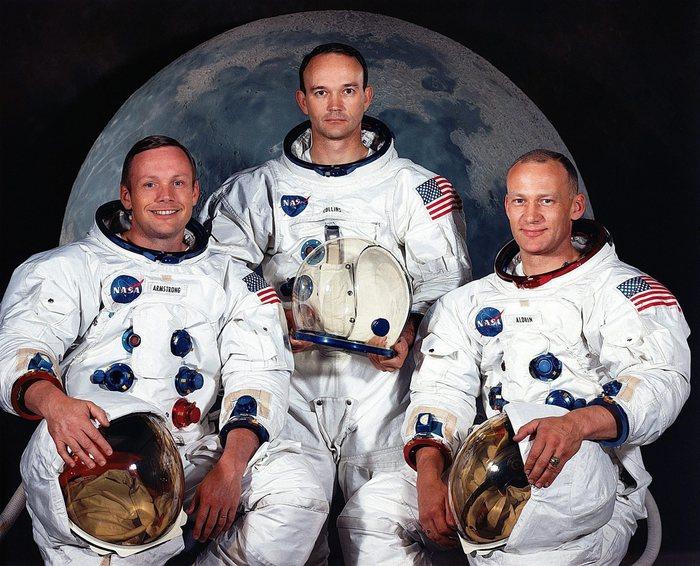 Morto Collins, uno dei tre astronauti che con l'Apollo 11 conquistò la Luna nel 1969
