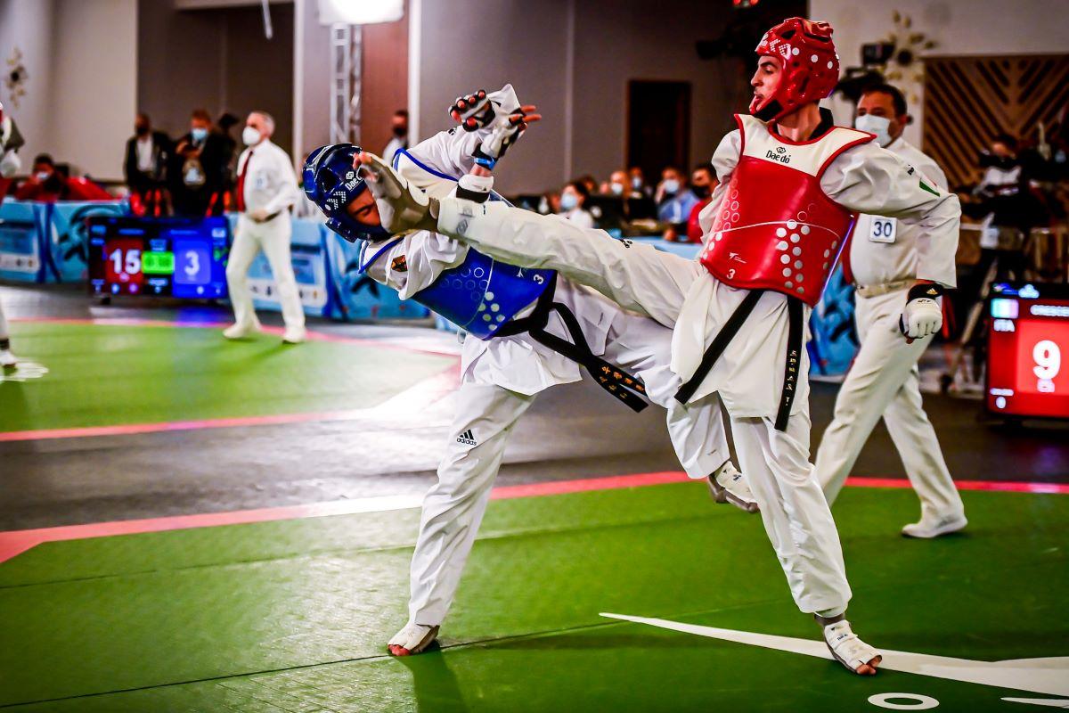 Crescenzi vince il bronzo agli Europei di taekwondo