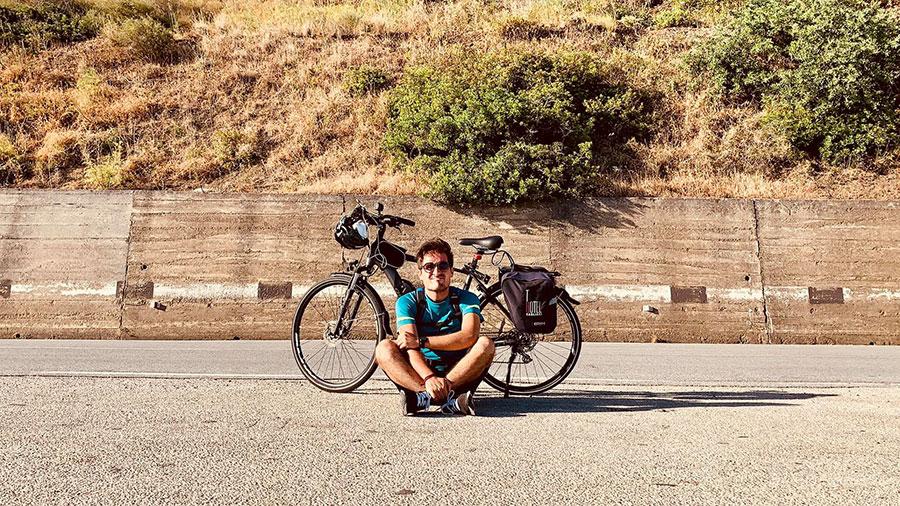 Editoria. In libreria il diario di viaggio in bicicletta nell'Italia post lockdown