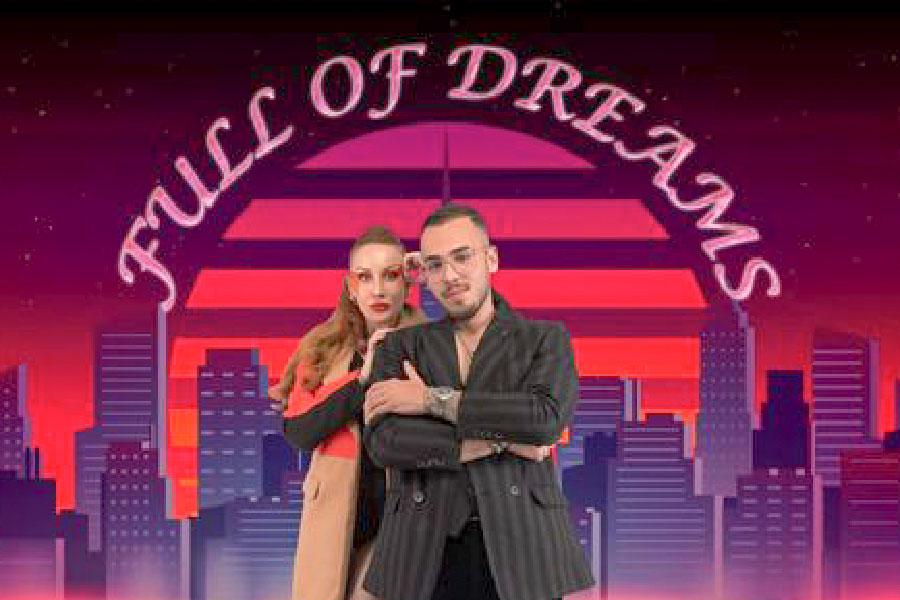 """""""Full of Dreams"""" il nuovo singolo del duo Cardozo&ThomC"""