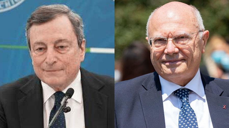 """Covid. Riaperture. Draghi: """"rischio ragionato"""". Galli: """"Calcolato male"""""""