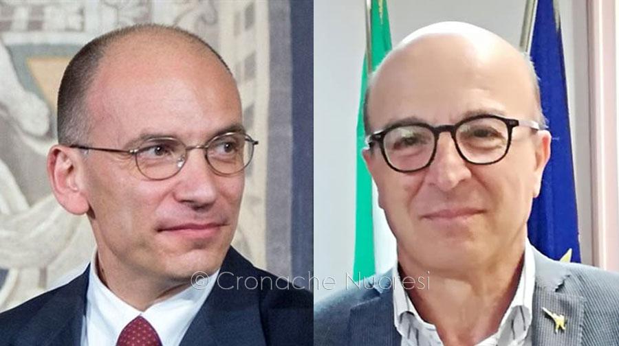 """L'assessore  Nieddu attacca il segretario del PD Letta: """"Sulla Sardegna superficiale e mal informato"""""""