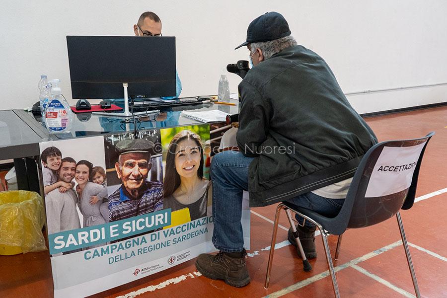 In Sardegna frena la campagna vaccinale