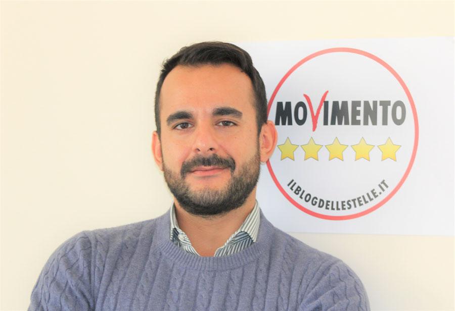 "Alessando Solinas (M5S): ""A Oristano Solinas fa festa mentre i sindaci gridano aiuto"""