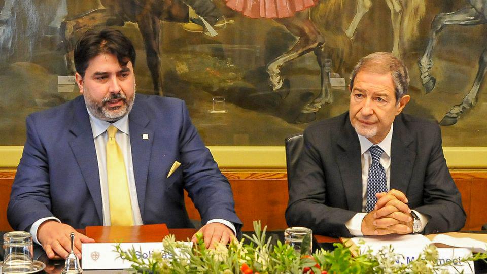 """Solinas e Musumeci  si appellano a Draghi: """" I Sardi e i Siciliani devono essere tutti vaccinati """""""
