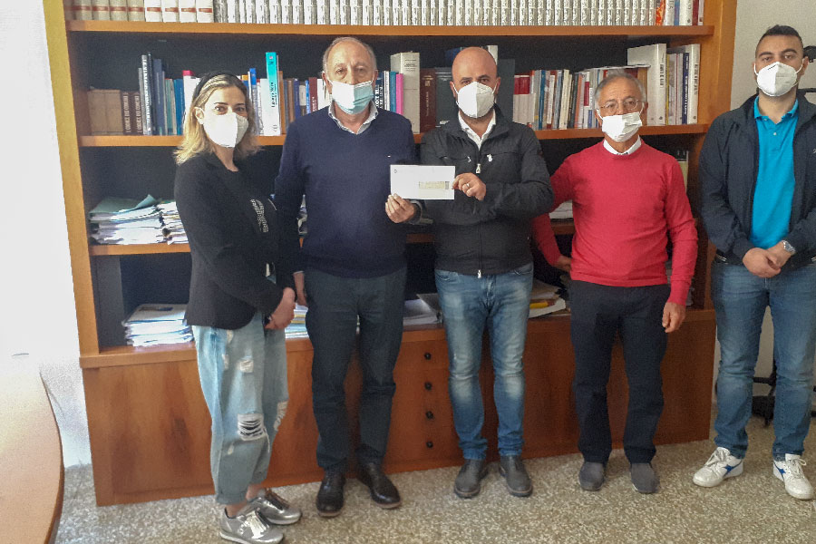 Bitti. La Pro loco Sardegna fa una donazione per la valorizzazione del territorio