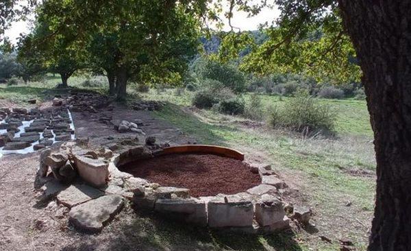 Il complesso archeologico di Cuccuru Mudeju