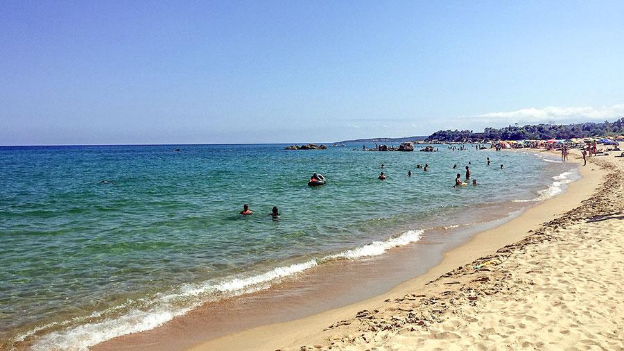Estate: Dopo la Bandiera blu, le spiagge di Tortolì si aggiudicano la Bandiera verde dei pediatri