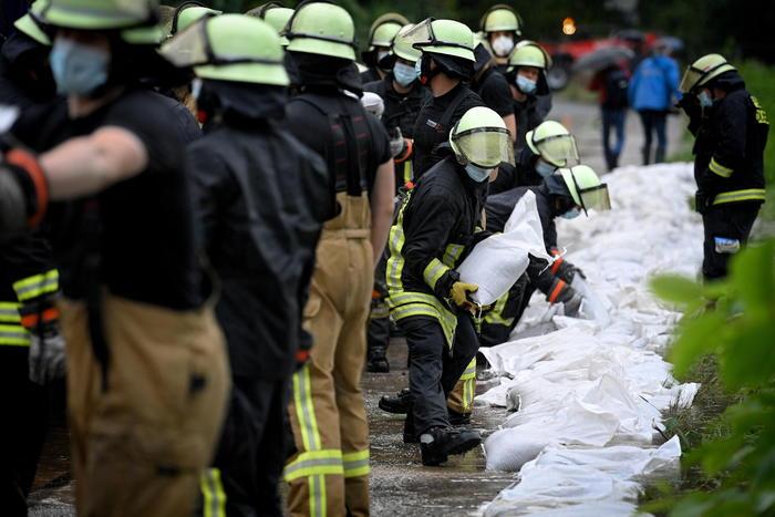 Maltempo. In Germania 4 morti e 50 dispersi dopo forti piogge e inondazioni