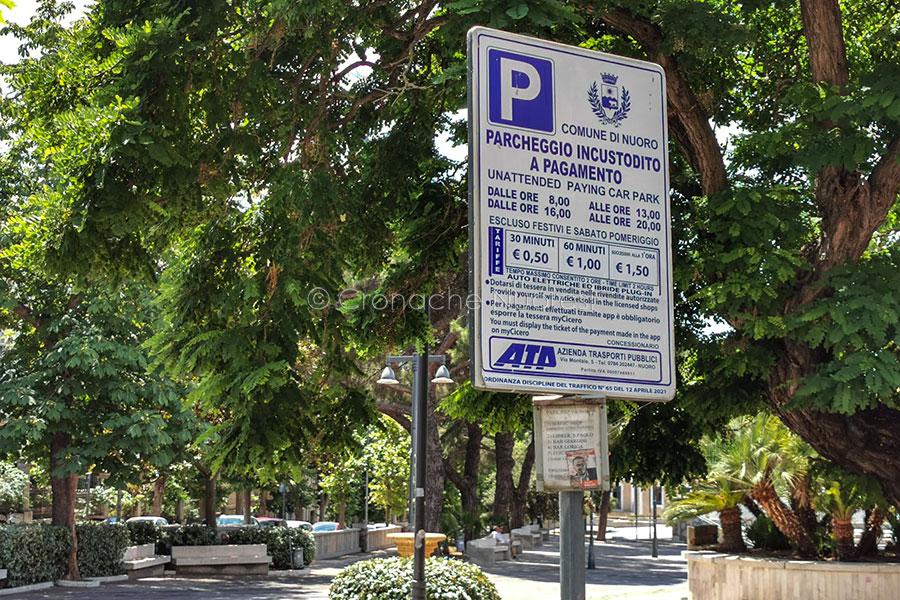 """Raddoppia il prezzo dei parcheggi. Progetto per Nuoro: """"Un altro colpo di mano della Giunta Soddu"""""""