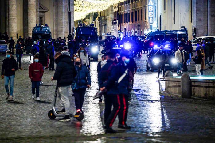 Europei 2020. Potenziamento di controlli dei tifosi in piazze e strade