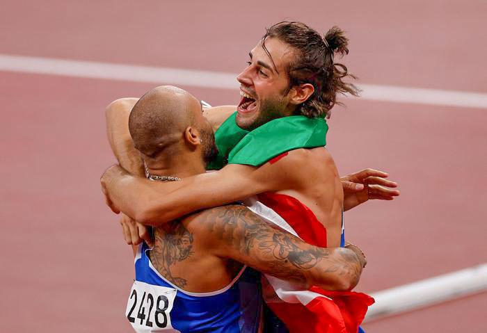Olimpiadi. L'atletica azzurra nella storia, Jacobs e Tamberi sono d'oro