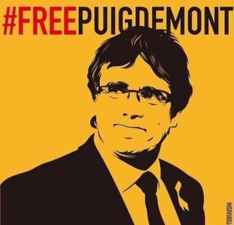 Il leader catalano Puigdemont torna libero: niente estradizione in Spagna