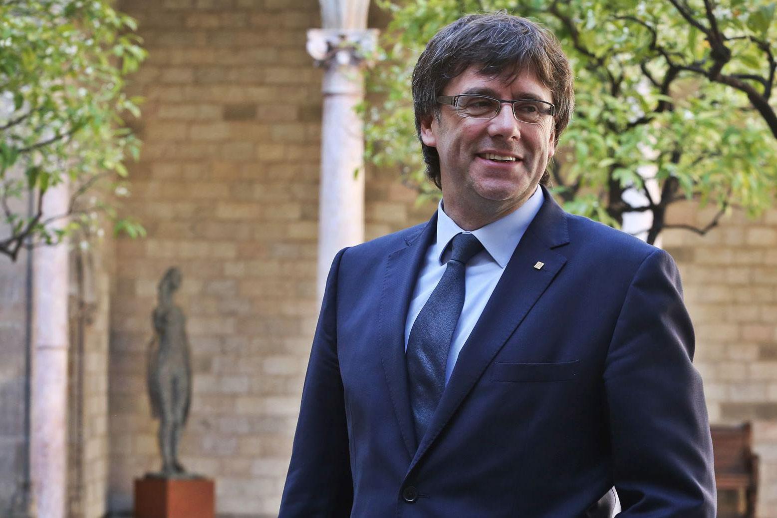 Arrestato ad Alghero l'ex presidente della Generalitad della Catalogna Carles Puigdemont