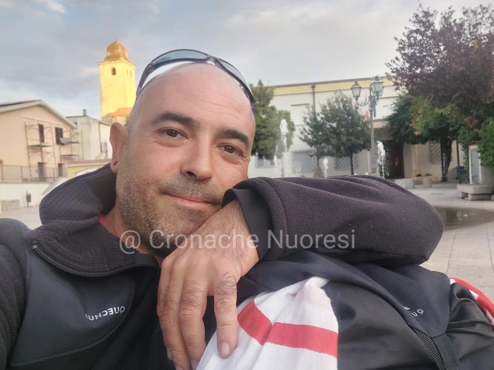 700mila passi: la quarta tappa per Renato Pischedda è in Baronia